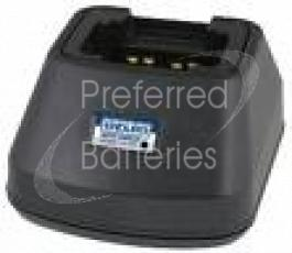M/A-Com P5130 Single Bay Drop-In AC Battery Charger