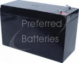 Douglas DG12-6 Lead Acid Battery - Maintenance Free