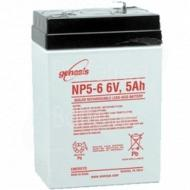 PowerSonic PSG-650 Lead Acid Battery - Maintenance Free