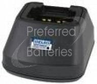 M/A-Com P5100  Single Bay Drop-In AC Battery Charger