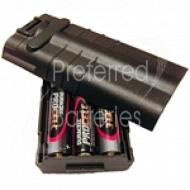 M/A-Com P5100 9V 2450mAh Two-Way Radio Battery Clamshell
