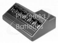 M/A-Com Panther-400P 7.5V 700mAh Six Bay Battery Charger