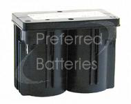 EnerSys Cyclon Monobloc 0809-0009 Lead Acid Battery - Maintenance Free