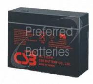 PowerSonic PS-1251FP Lead Acid Battery - Maintenance Free