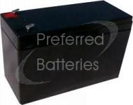 Panasonic LC-R127CH1 12V 9000mAh Lead Acid Battery - Maintenance Free