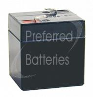 Jolt SA610 Lead Acid Battery - Maintenance Free