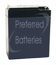 PowerSonic PS-682F Lead Acid Battery - Maintenance Free